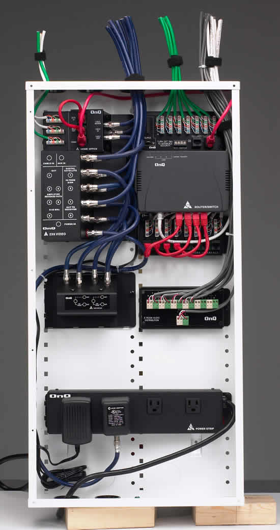 Residential telephone wiring cat 5